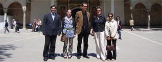 Academics' Intercultural trip to Turkey, 28/04/10 - 02/05/10