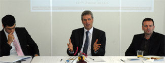 Roundtable with Peter Housden, Permanent Secretary for Communities and Local Government: 'The Big Society', 10/06/2010