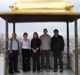 Intercultural Visit to Turkey with Keele University, 30/11/10