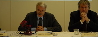 Roundtable with Prof Malcolm Grant CBE, President and Provost of UCL: