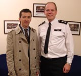 Dialogue Society Meeting with Borough Commander Mike Wise, 13/12/10