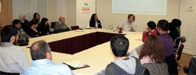 Media School Week 5: A Journalist's Perspective, with Nigel Dudley, 26/01/2011