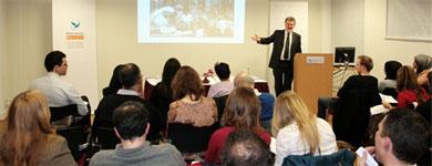 Media School Week 4: Being a Media Spokesman, with John Carter, 19/01/2011