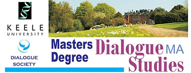 Dialogue Society and Keele University to Launch Unique New Masters in Dialogue Studies, October 2011